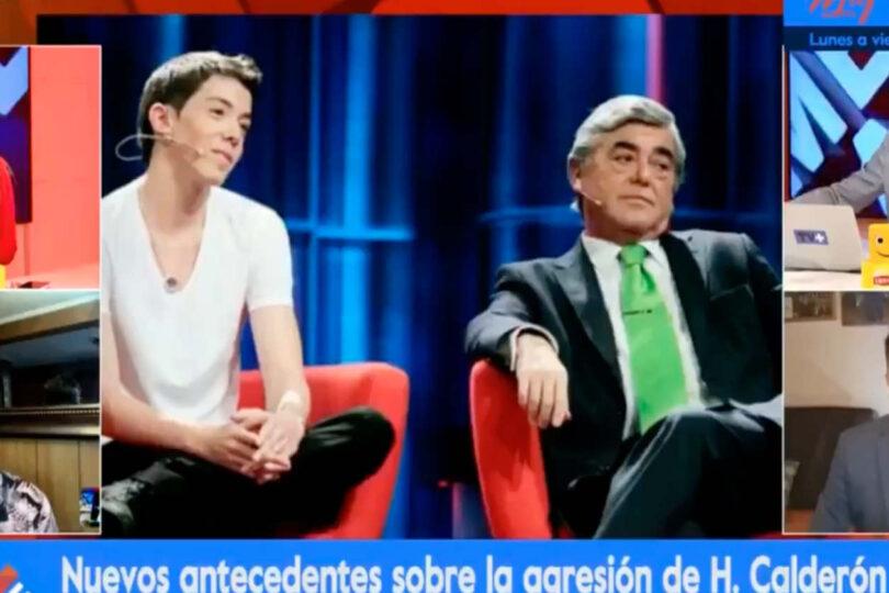 VIDEO |La nueva teoría que sería el detonante del conflicto entre Hernán Calderón Jr. y su padre