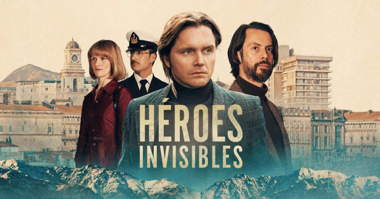Chilevisión anuncia el estreno de la serie chileno-finlandesa Héroes Invisibles