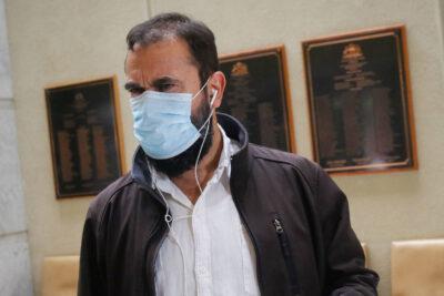 Armada presentó una denuncia tras polémica con Hugo Gutiérrez
