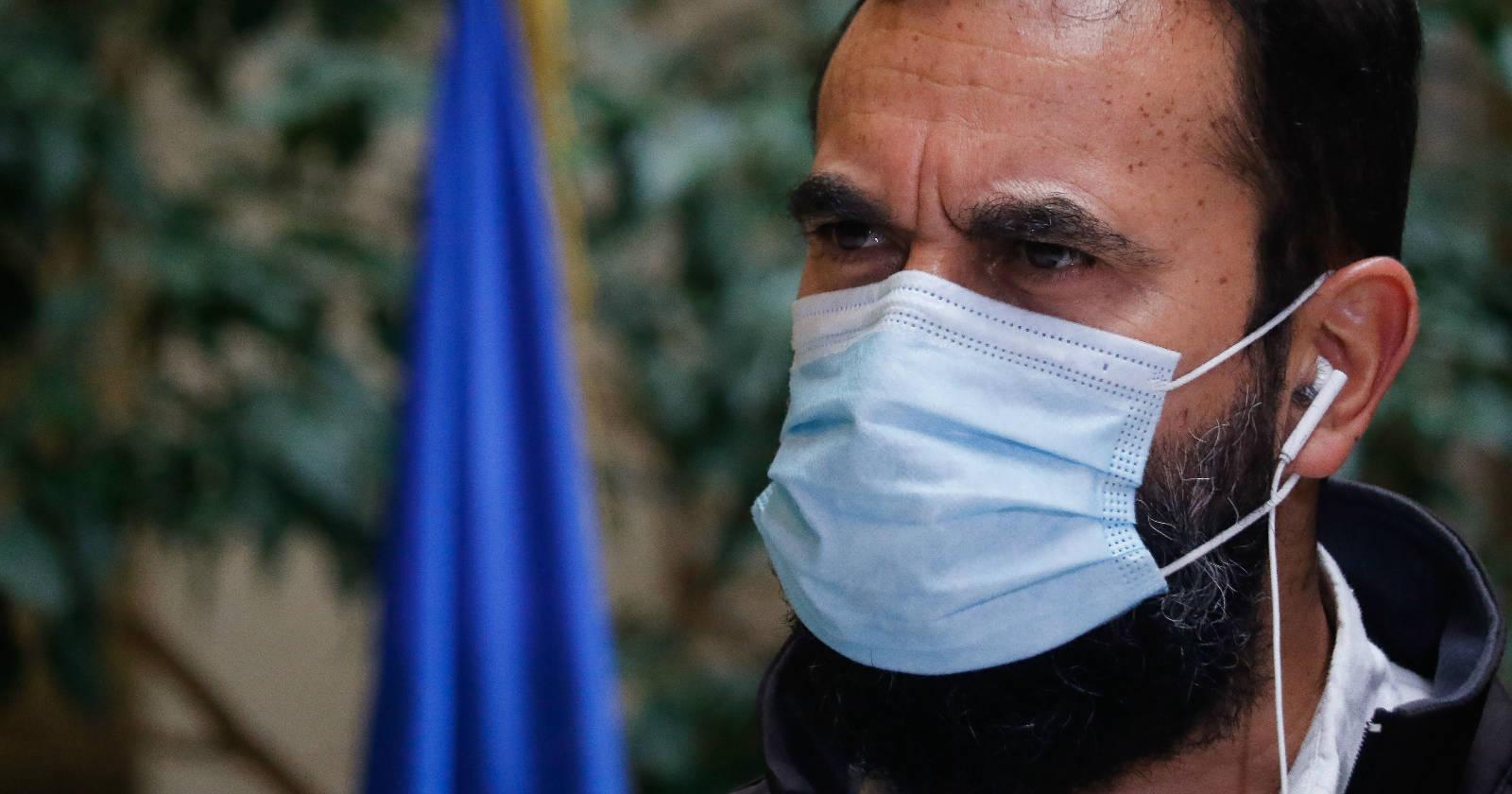 Hugo Gutiérrez compareció ante el tribunal y accedió a procedimiento simplificado