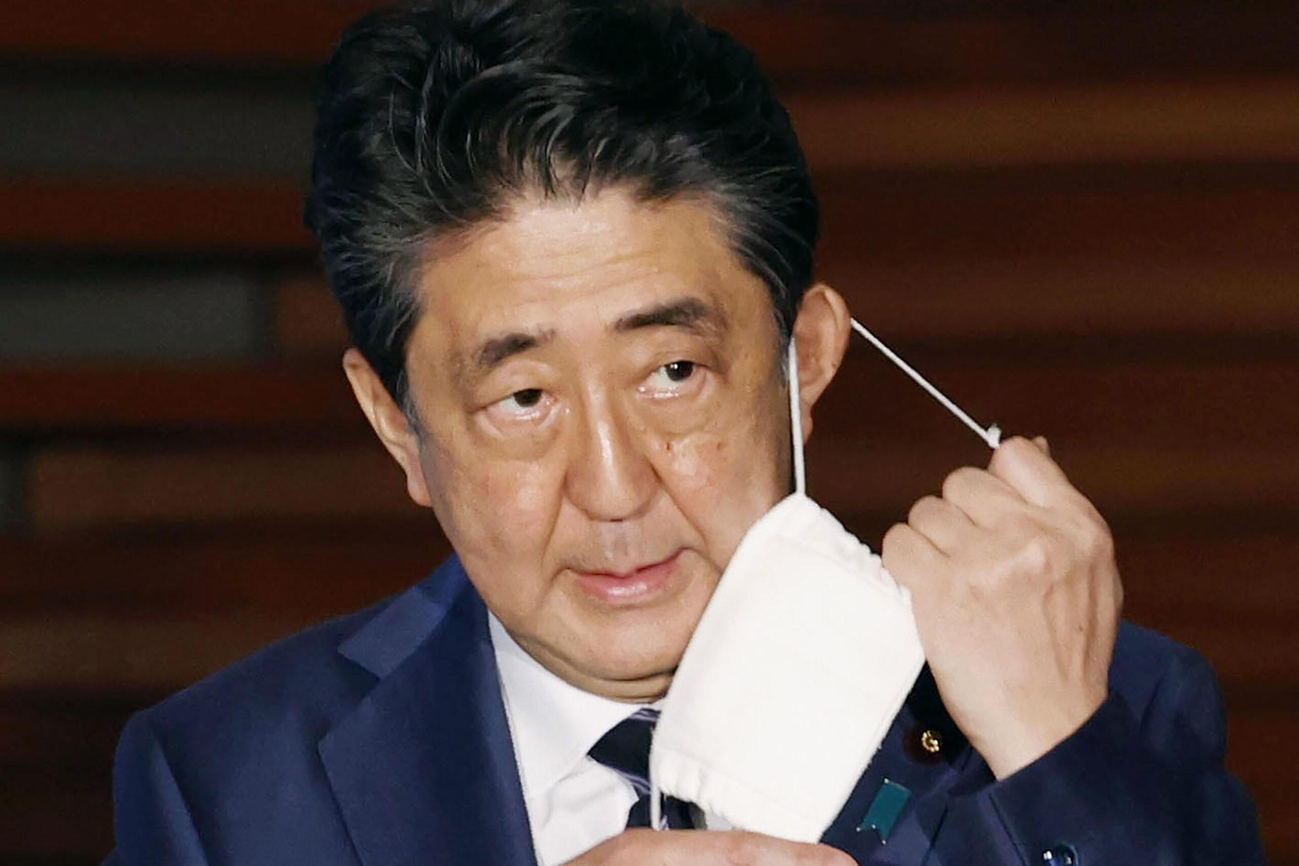 """""""Primer ministro de Japón renuncia por grave problema de salud"""""""
