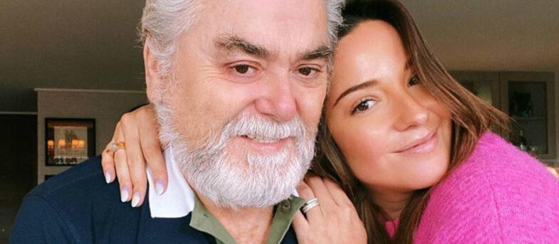 """""""Estoy y estaré a tu lado…"""": la férrea defensa de Kel Calderón a su padre tras ataque de su hermano"""