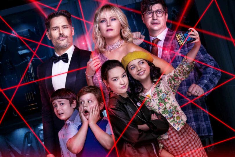 La Noche Que Salvamos a Mamá: así es la nueva comedia de Netflix