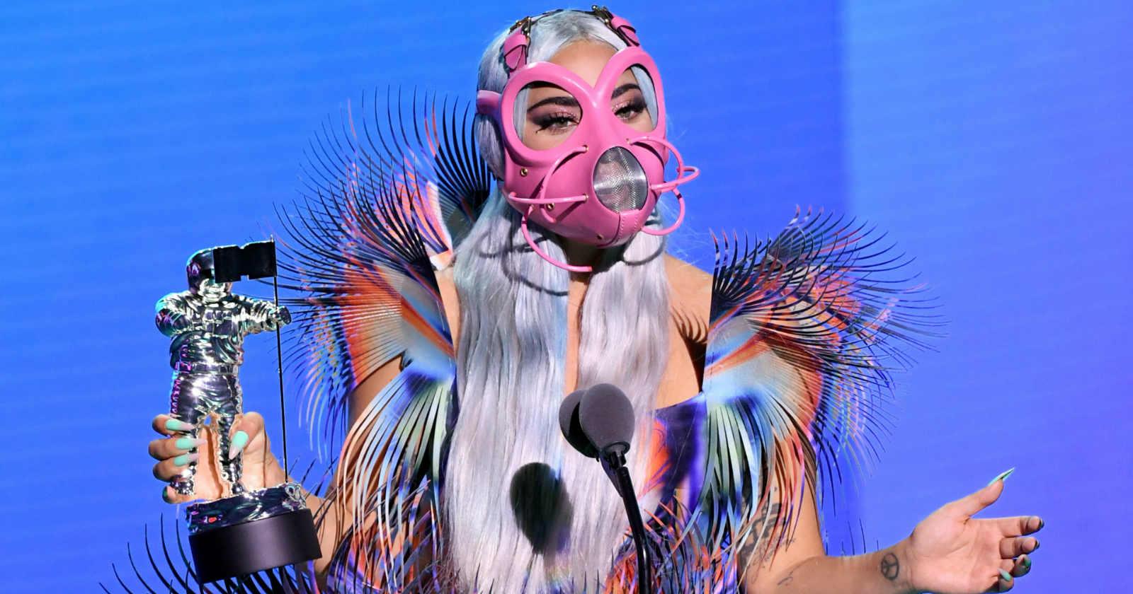 Tres razones por las que Lady Gaga fue la gran ganadora de los VMA 2020