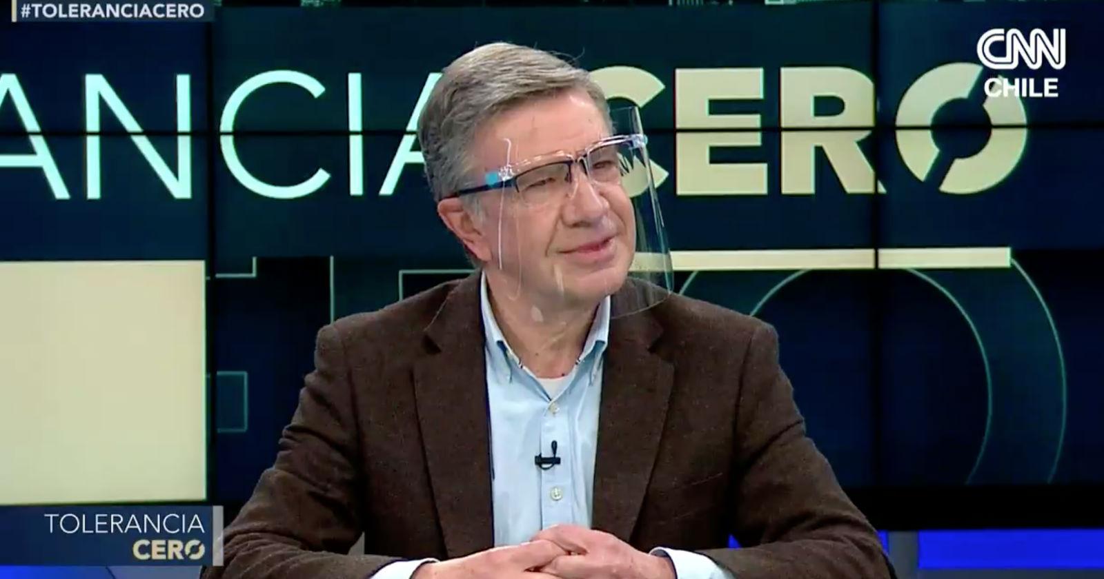"""VIDEO – Joaquín Lavín se define como socialdemócrata: """"Chile necesita un gobierno de centro"""""""