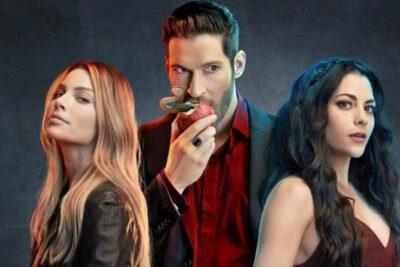 Lucifer estrena su quinta temporada en Netflix