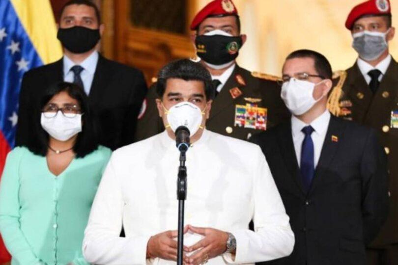 Nicolás Maduro asegura que las vacunas de Rusia llegarán en septiembre a Venezuela