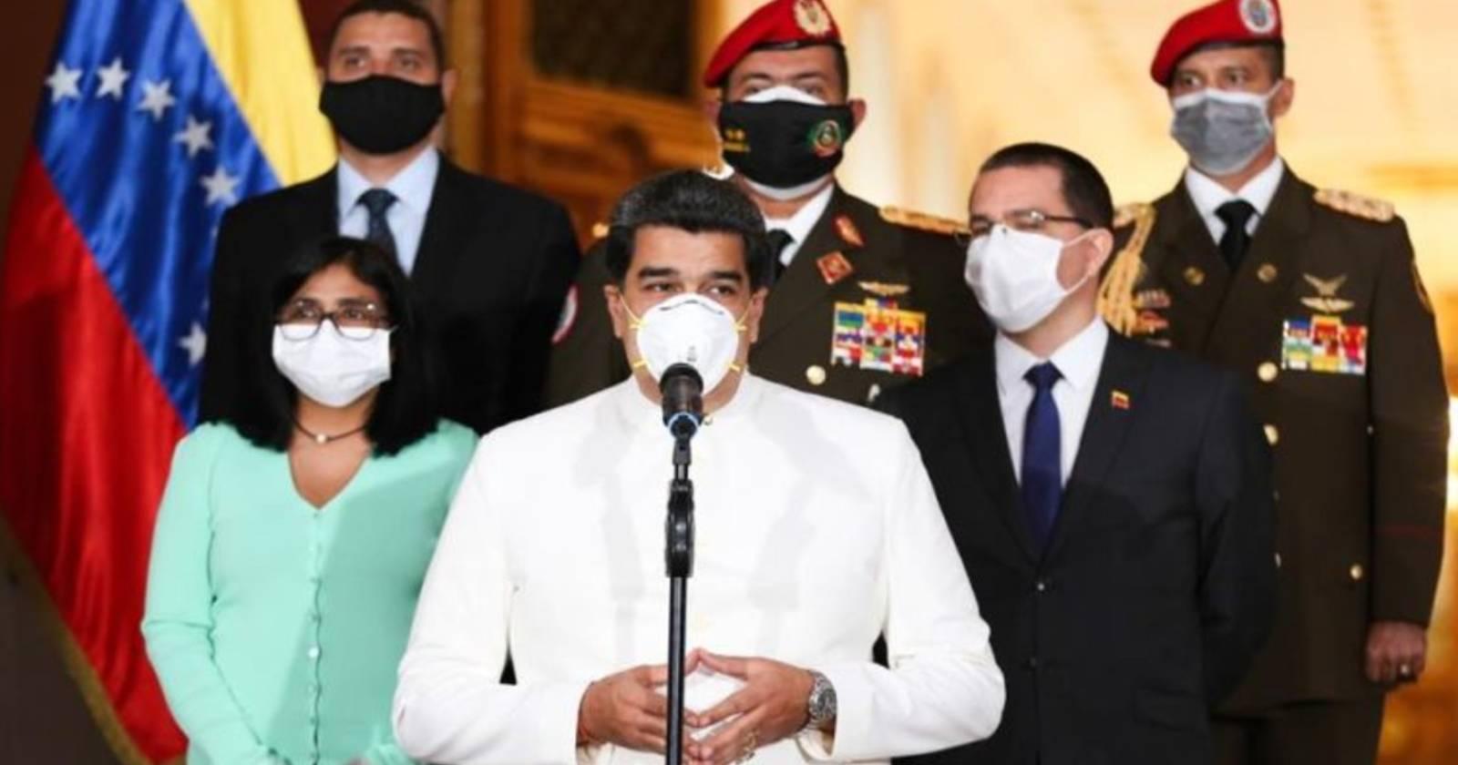 Estados Unidos ofrece 10 millones de dólares por ex ministros de Nicolás Maduro