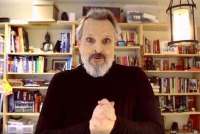 """VIDEO – """"El bicho existe"""": Miguel Bosé intenta explicar su rechazo al uso de mascarillas"""