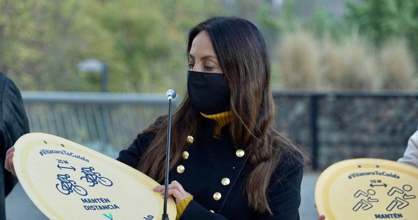 """Ministra Pérez por indisciplina en San Marcos de Arica: """"Es una falta de respeto a quienes sí están cumpliendo las medidas sanitarias"""""""