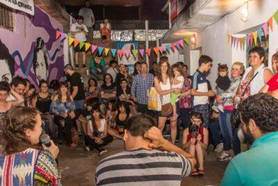 """""""Las Mirabal"""", la organización argentina que lucha por mejorar la calidad de vida en Villa 31"""