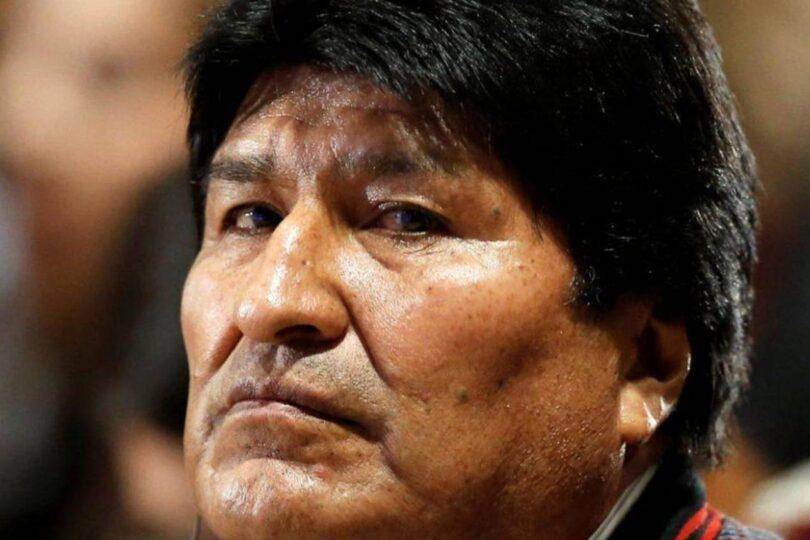 """Acusan a Evo Morales de """"asesinatos y torturas"""" en Bolivia"""