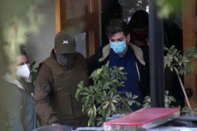 VIDEO – Hola Chile reveló las primeras imágenes de Nano Calderón en prisión preventiva