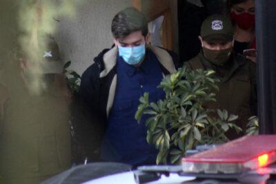 Corte de Apelaciones ordena que Nano Calderón cumpla prisión preventiva en Santiago 1