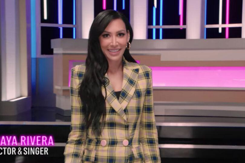 Netflix estrena la última participación de Naya Rivera en un programa