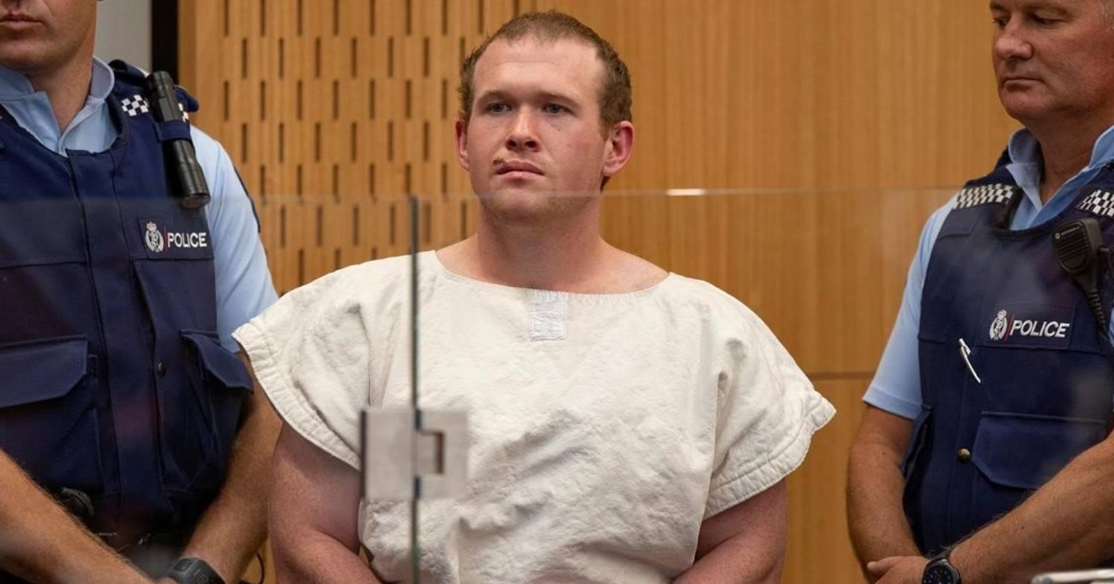 Nueva Zelanda: cadena perpetua para autor de matanzas en mezquitas