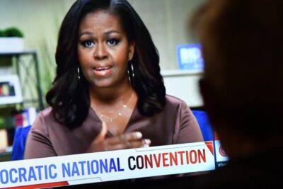 """Michelle Obama en picada contra Donald Trump: """"Es el presidente equivocado"""""""