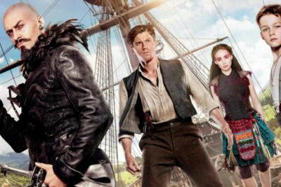 La película de Peter Pan que retrata su amistad con Garfio ya está en Netflix