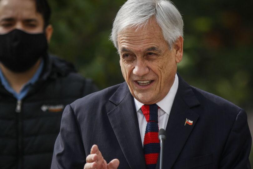 """Piñera y conflicto en La Araucanía: """"Estamos abiertos al diálogo respetando el estado de derecho"""""""