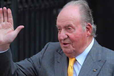Juan Carlos de Borbón anuncia que se va de España en medio de investigaciones por corrupción