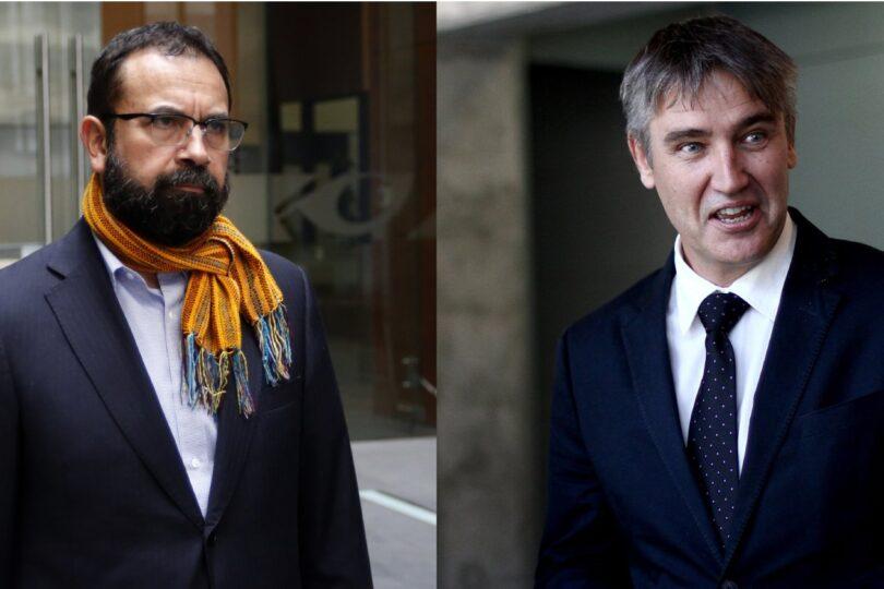 """""""Cara de raja"""": el comentario de Fulvio Rossi que molestó al diputado Hugo Gutiérrez"""