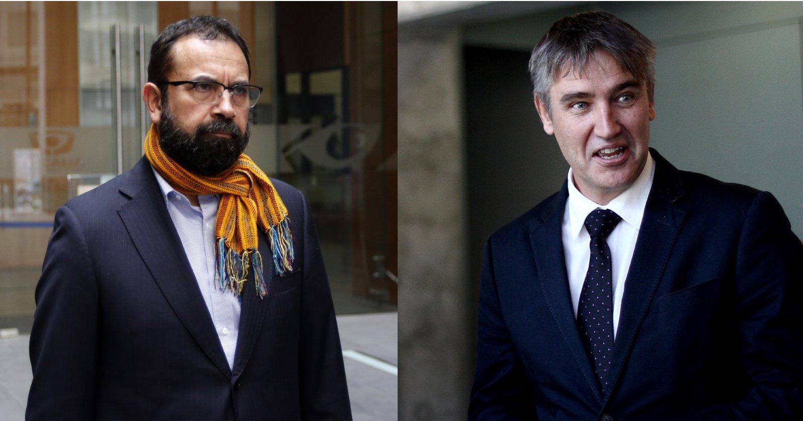 """""""Cara de raja"""": el comentario de Rossi que molestó al diputado Gutiérrez"""