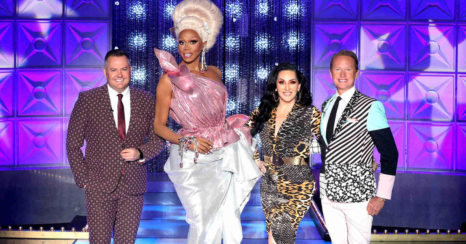 RuPaul's Secret Celebrity Drag Race: los famosos también se sumaron a la moda del drag
