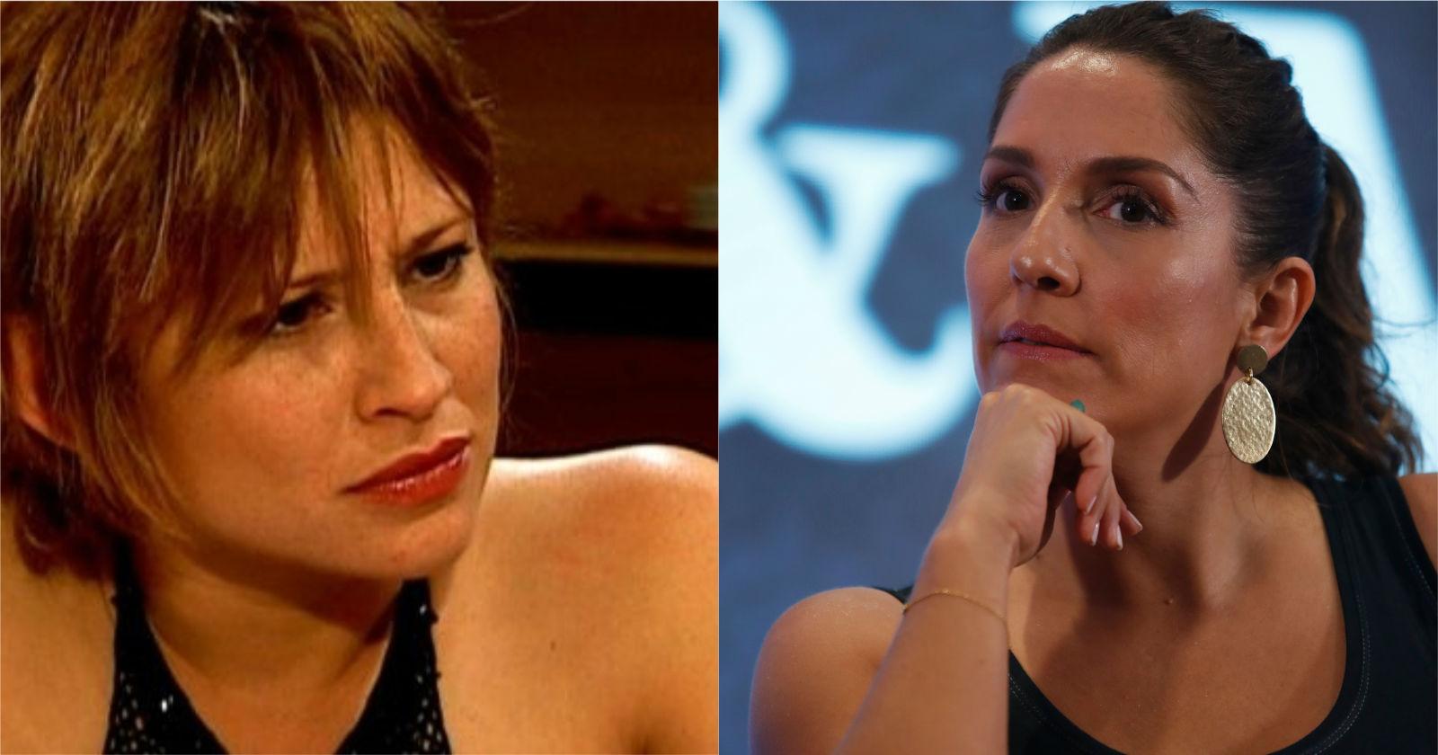 """""""A ella no le gustó ni mier…"""": Sigrid Alegría recordó conflicto con Mariana Loyola en Canal 13"""