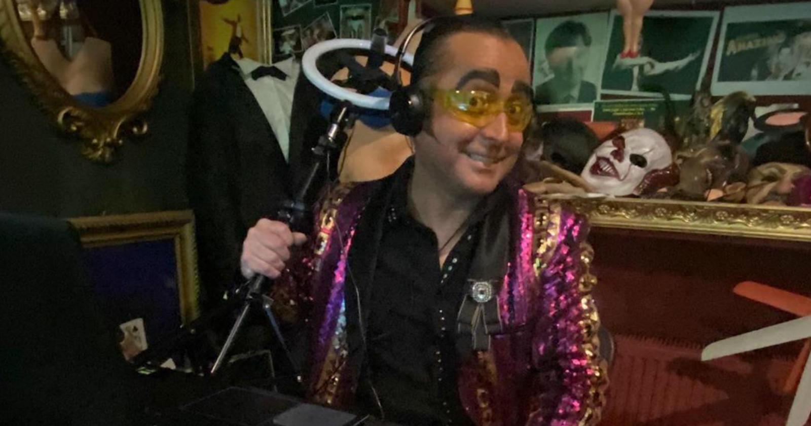 """Yerko Puchento le declaró """"la guerra"""" a Canal 13 por ausencia de Pancho Saavedra en su programa"""