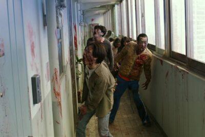 Un nuevo thriller zombie llega a Netflix con la surcoreana #Vivo