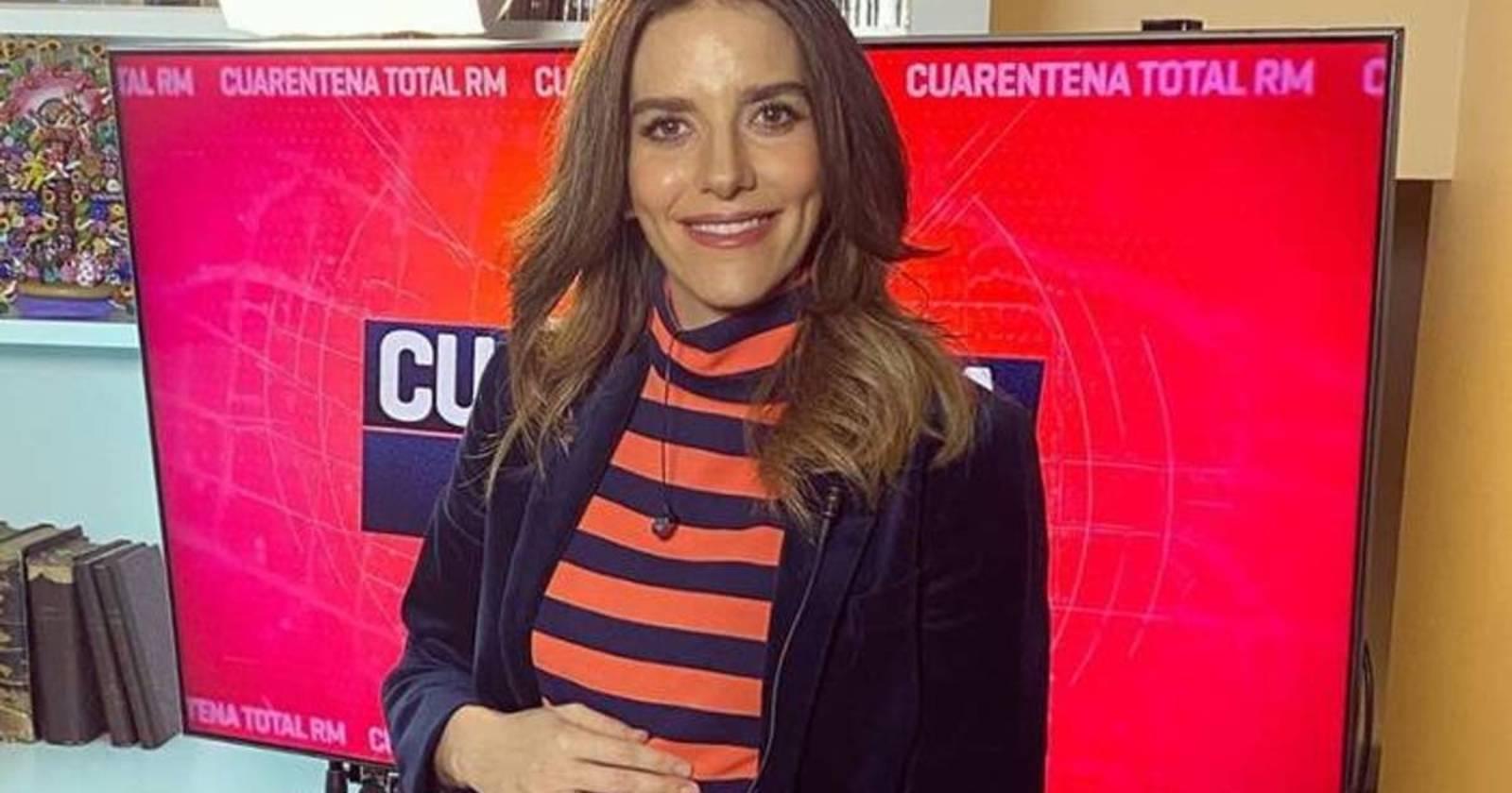 María Luisa Godoy presentó a su hijo en redes sociales