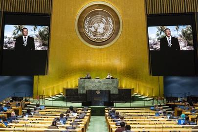 75 años de Naciones Unidas. Hacia nueva arquitectura multilateral