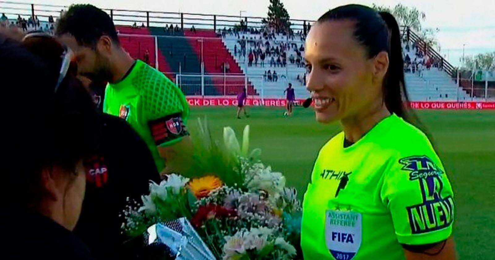 Histórico: Copa Libertadores tendrá a sus primeras juezas de línea