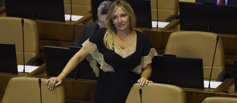 """Pepa Hoffman le responde a Longueira por asesinos de Guzmán:  """"No nos representa que pida impunidad"""""""
