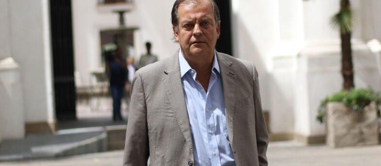 """Francisco Vidal analiza candidatura presidencial: """"Quiero competirle a Jadue en una eventual primaria"""""""