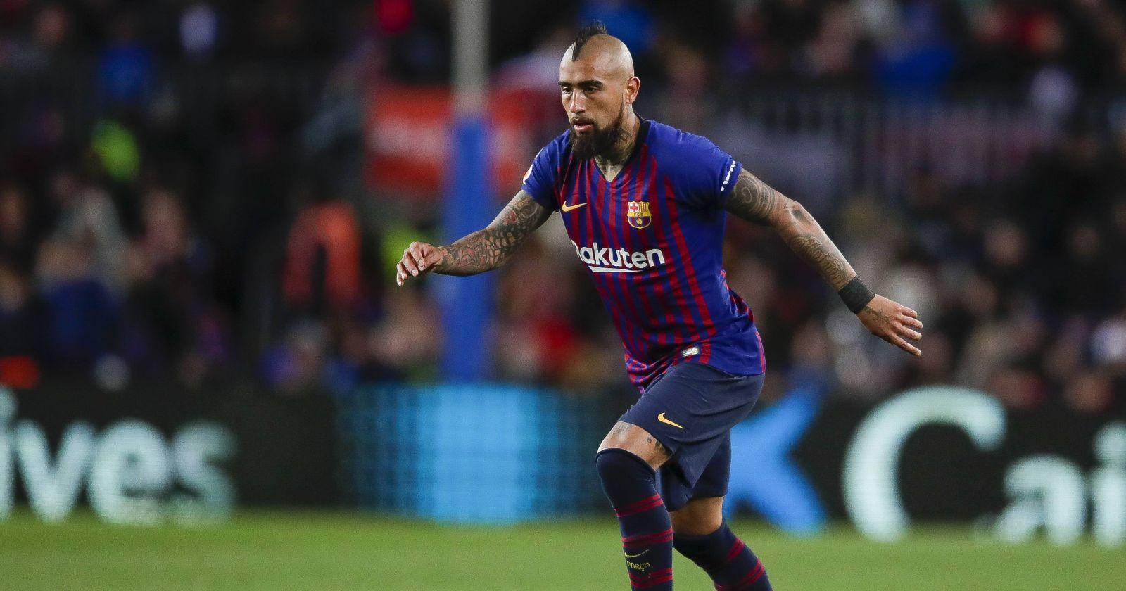 Directivo del FC Barcelona confirmó la inminente partida de Arturo Vidal