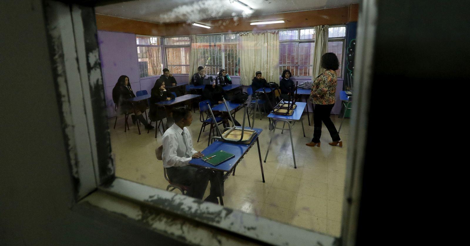 Cadem: solo un 4% está de acuerdo con el retorno de las clases presenciales tras Fiestas Patrias