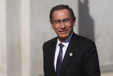 Congreso de Perú votará el proceso de destitución de Martín Vizcarra
