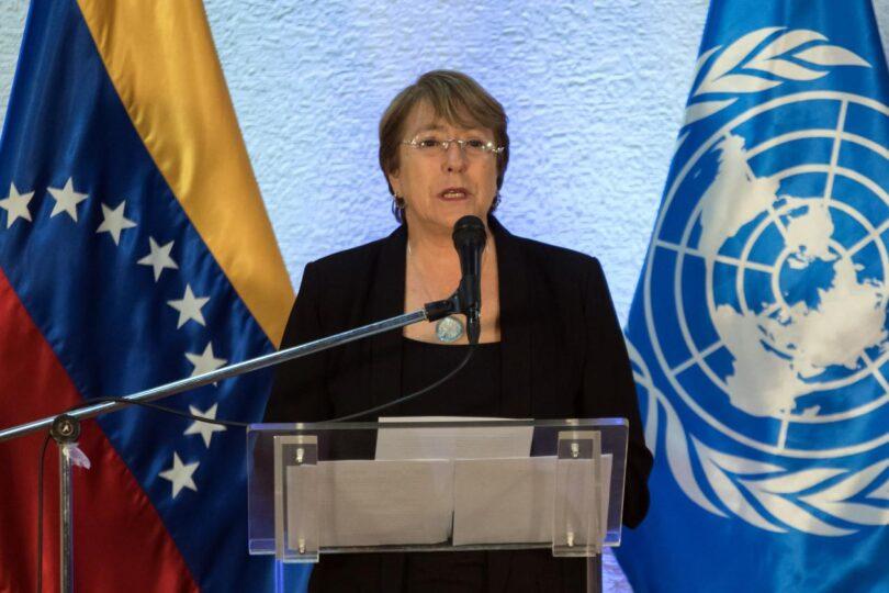 Bachelet precisa informe de DD.HH. en Venezuela: se registraron 2.000 asesinatos sólo este año