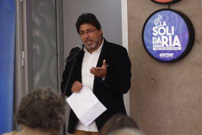 """El llamado de Daniel Jadue al Frente Amplio: """"Aún estamos a tiempo de lograr la unidad social"""""""