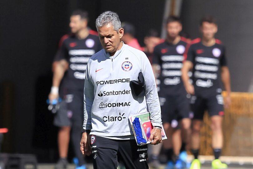La Roja inició el microciclo de entrenamientos al mando de Reinaldo Rueda