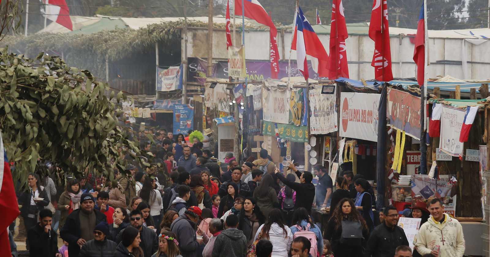 Chequeo: ¿La Moneda levantó la cuarentena para celebrar Fiestas Patrias?