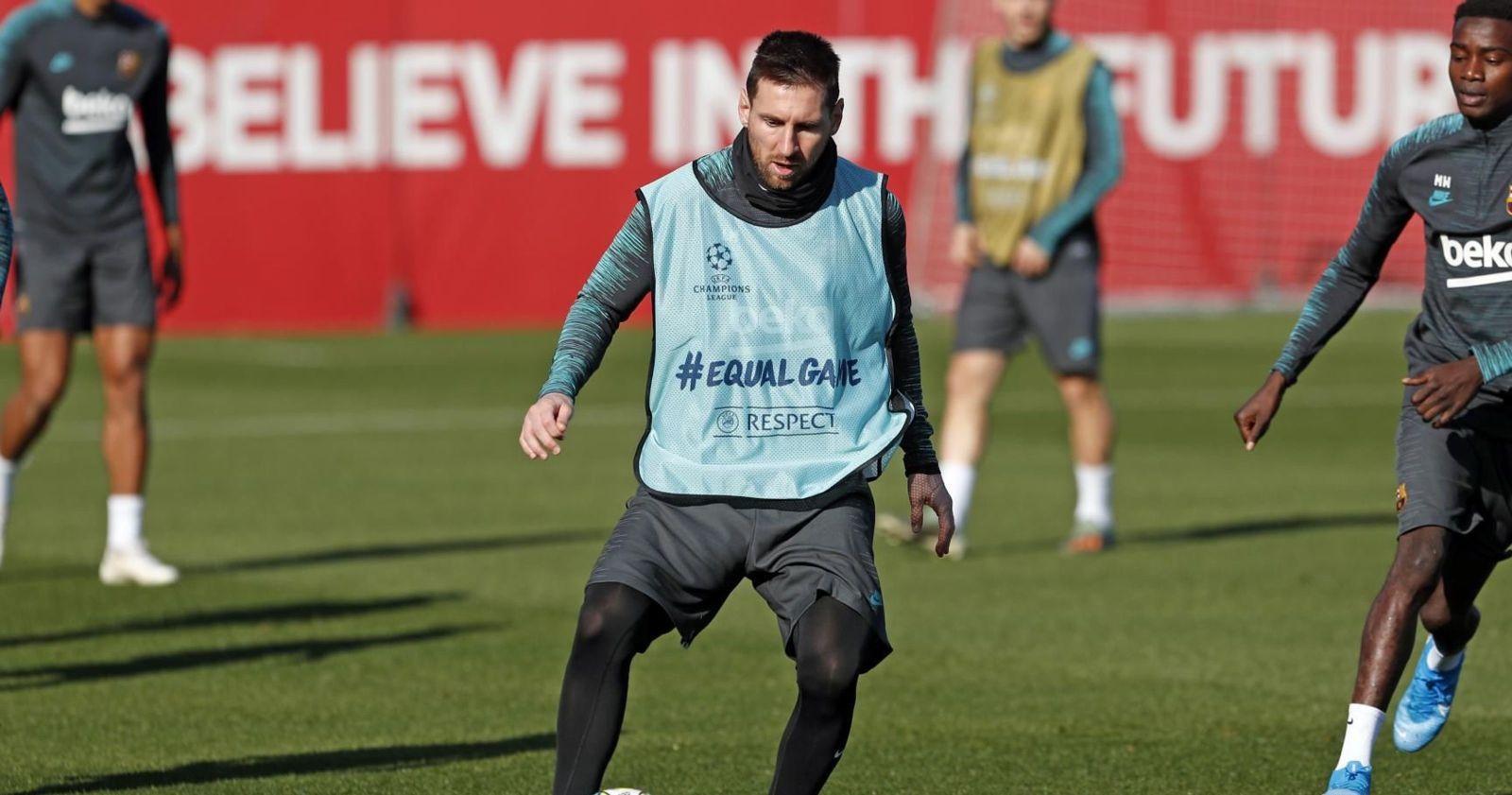 Messi sigue en rebeldía y vuelve a ausentarse de los entrenamientos con el FC Barcelona
