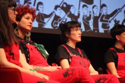 """""""Feminismo es lo más influyente del 2020"""": Lastesis celebra reconocimiento de Time"""