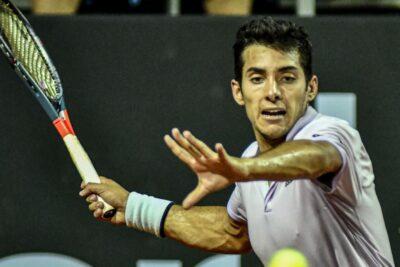 Garin avanzó con autoridad a segunda ronda del ATP 500 de Hamburgo