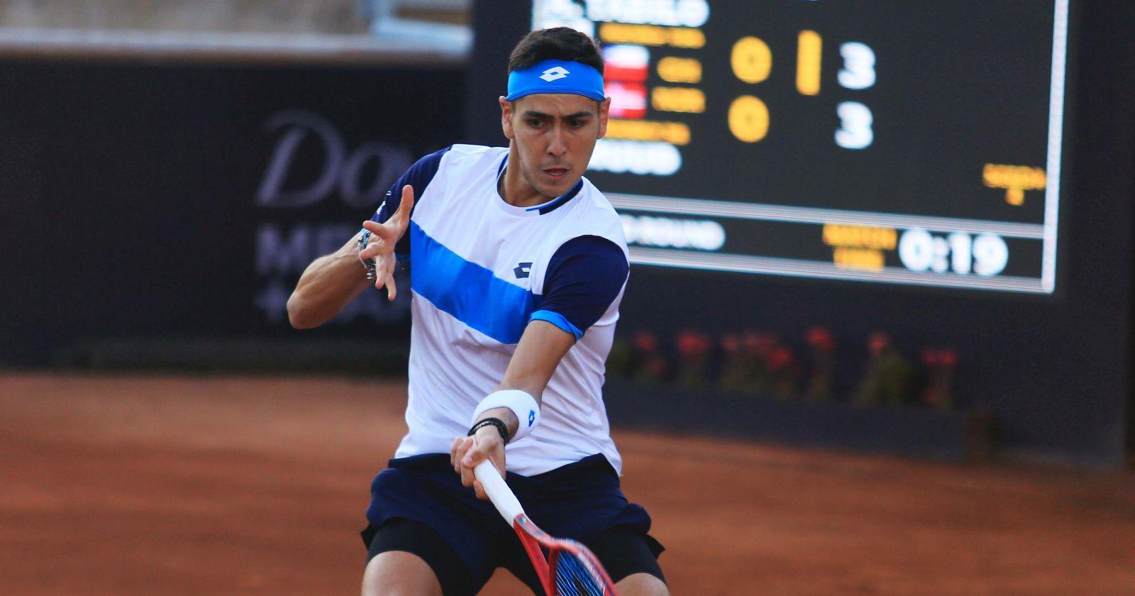 Tabilo fue operado de urgencia por una peritonitis y se perderá Roland Garros