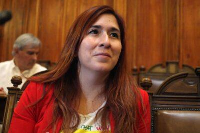 """La arremetida de Catalina Pérez contra la DC: """"Hace defensa corporativa de alcaldes vinculados a corrupción"""""""