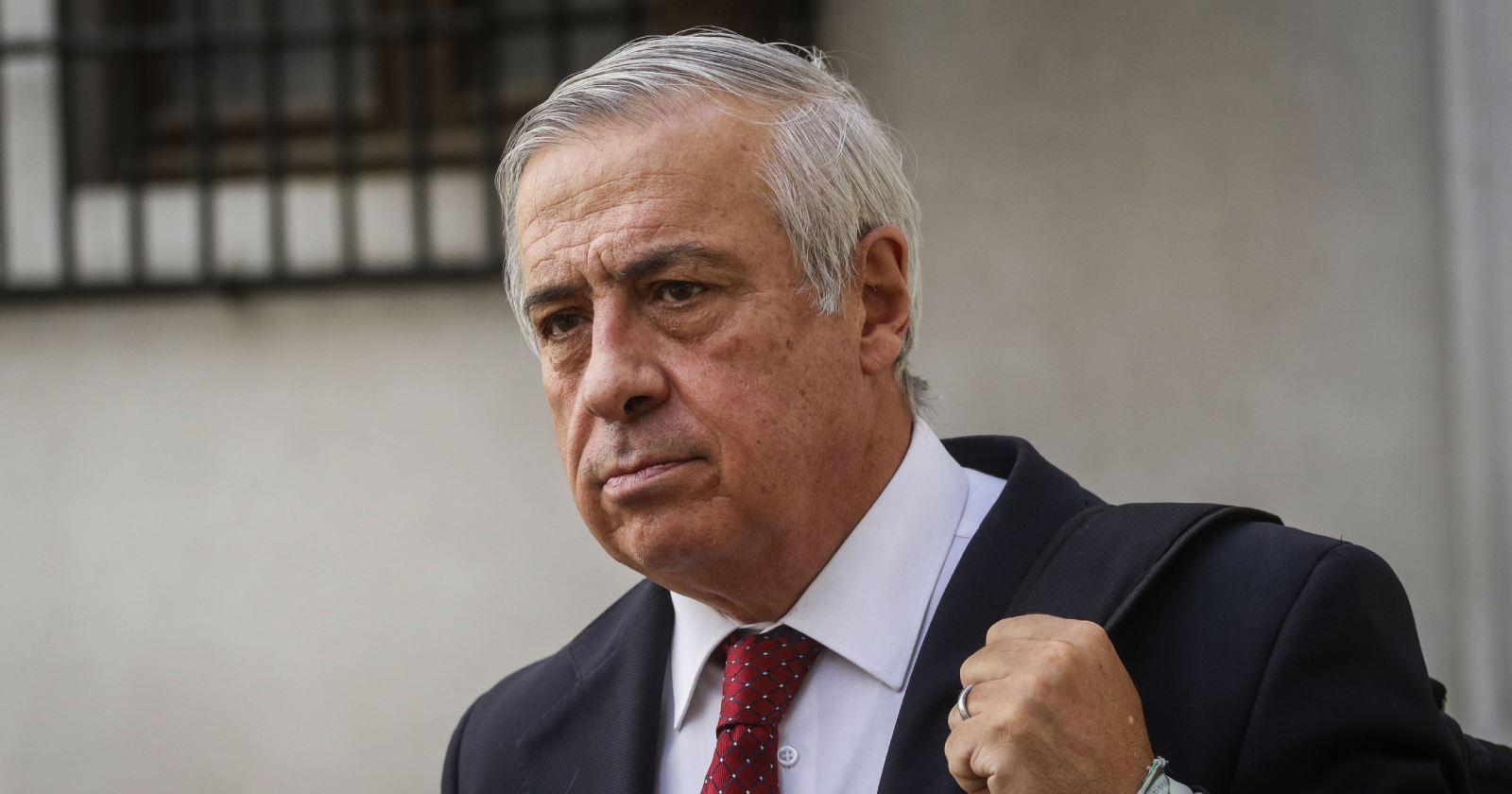 Mañalich defendió gestión al frente del Minsal para enfrentar la pandemia