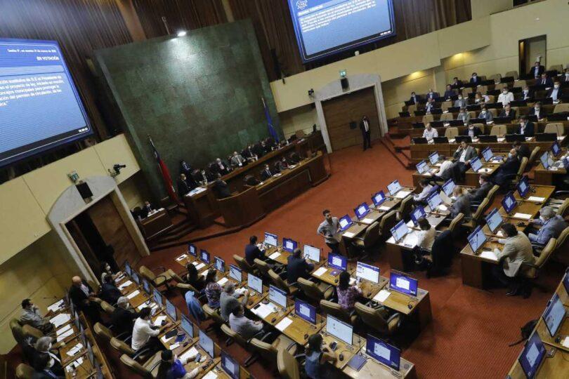"""VIDEO – """"Estoy hasta el…"""": el insólito lapsus de diputado RN en Comisión de la Cámara"""