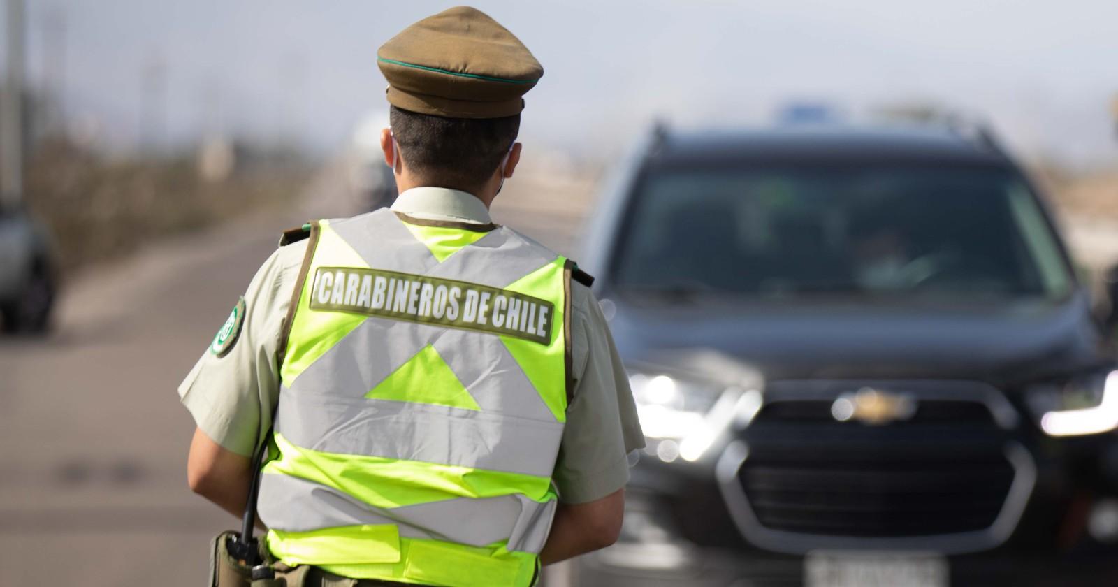 Carabinero frustró encerrona en La Granja: estaba con su hijo de seis años